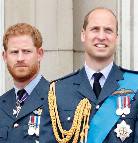 Принц Уильям: «Я больше никогда не смогу обнять брата – мы стали совершенно чужими»