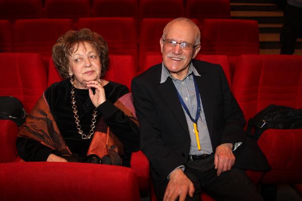 Режиссер и его супруга женаты уже более 55 лет
