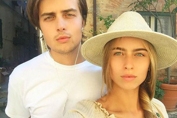 Внуки Софии Ротару - Анатолий и Соня