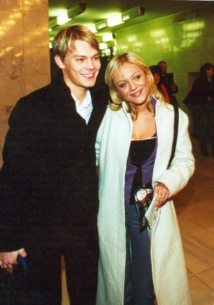 Дмитрий Ланской и Юлия Началова