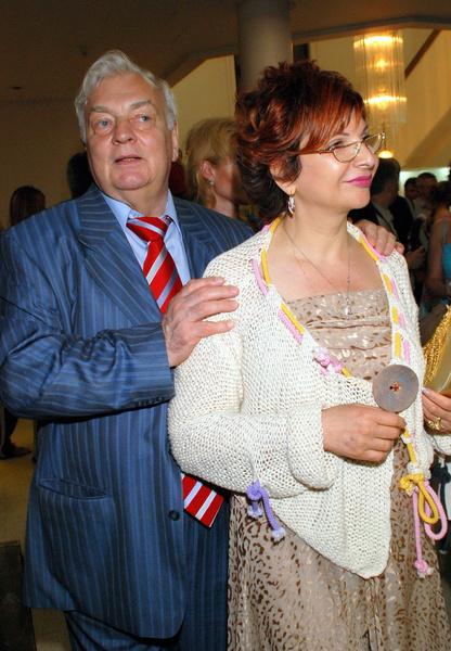 Роксана Бабаян 38 лет прожила с Михаилом Державиным