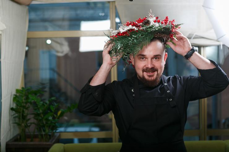 Виктор — обладатель множества кулинарных наград