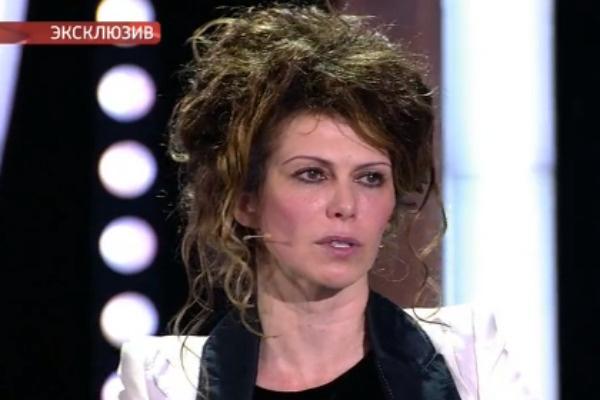 Регина Мянник долго не могла нарушить молчание