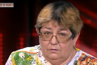 Ирина Стерхова, гражданская жена Сергея Захарова