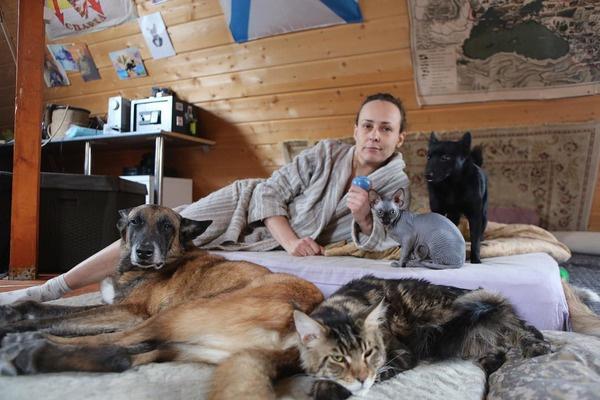 Отказ от шоу-бизнеса, загородный дом и 14 собак – как сейчас живет Юлия Чичерина