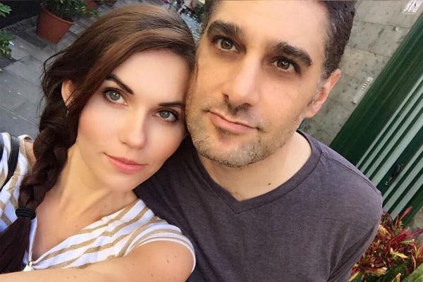 Алиса Аришина и ее избранник
