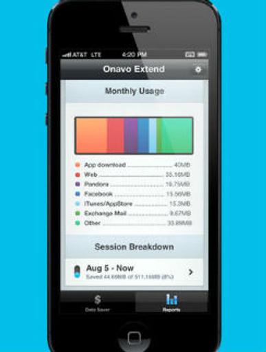 Установка приложения - Onavo Extend –бесплатно