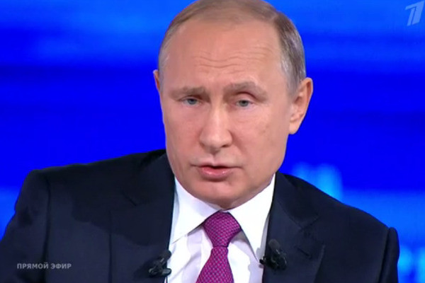 Владимир Путин начал встречу с речи о преодолении экономического кризиса