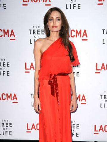 Анджелина Джоли отказывается от еды ради красивого кадра