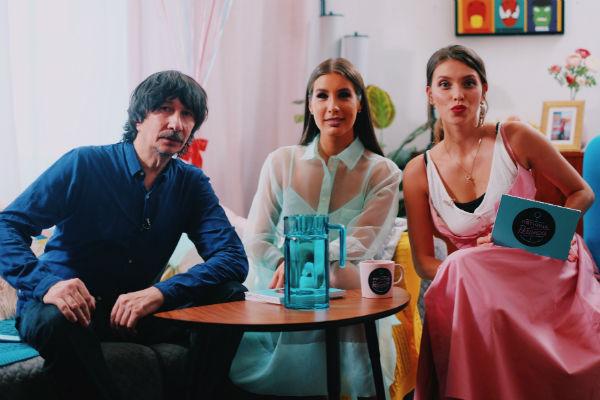 Регина Тодоренко пригласила группу A'Studio в честь своего дня рождения