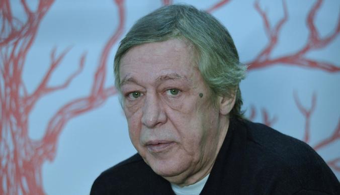 Срок домашнего ареста Михаила Ефремова продлили до 22 января