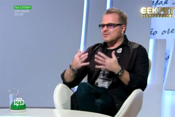 Владимир Пресняков признался, что расставание с Кристиной по силе переживаний было для него сопоставимо со смертью