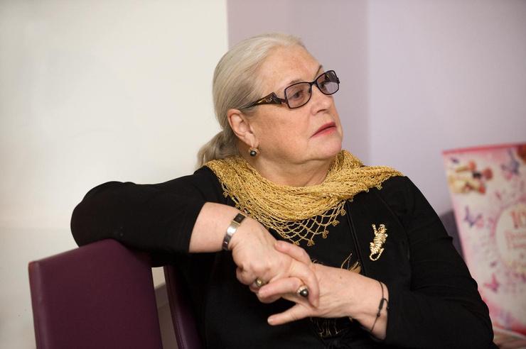 Лидия Николаевна не одобряла мужчин Ольги Шукшиной