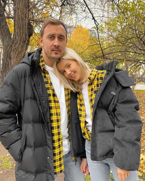 Андрей Черный и Юлианна Караулова