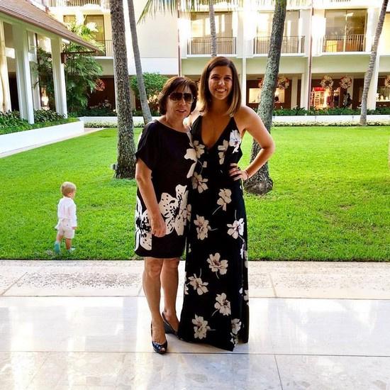 Ирина Роднина любит приезжать к дочери