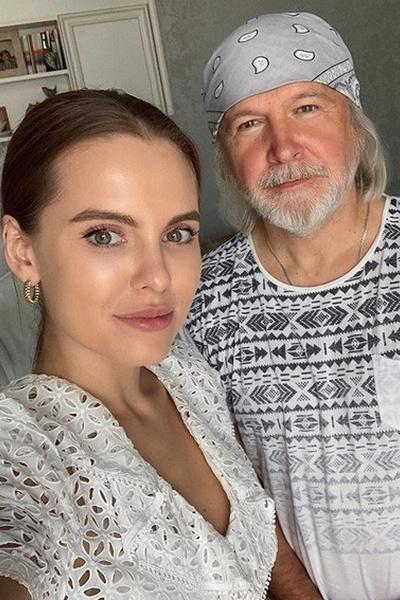 Дарья Клюкина и Владимир Коробка