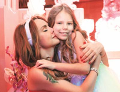 Филипп Киркоров устроил день рождения для дочери певицы МакSим