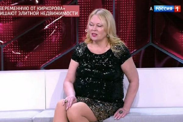 Светлана Сафиева рассказала свою историю в эфире