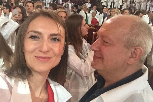 Евгения Бик и Дмитрий Марьянов