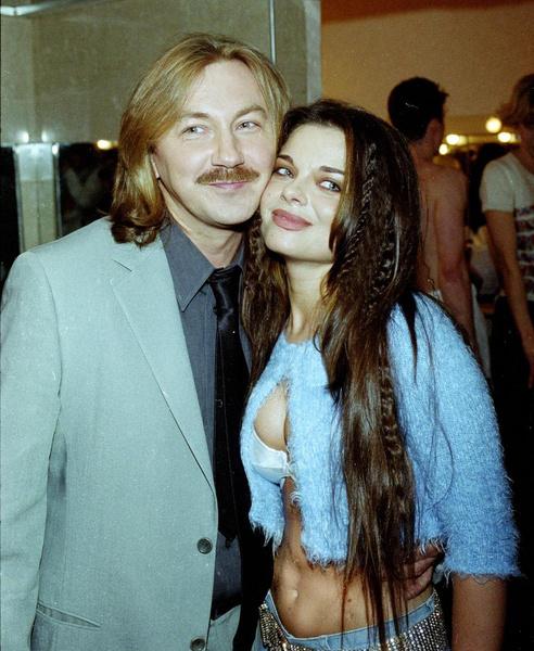 Ранее Наташа Королева была замужем за Игорем Николаевым