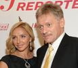 Татьяна Навка прогулялась по Баку с Дмитрием Песковым