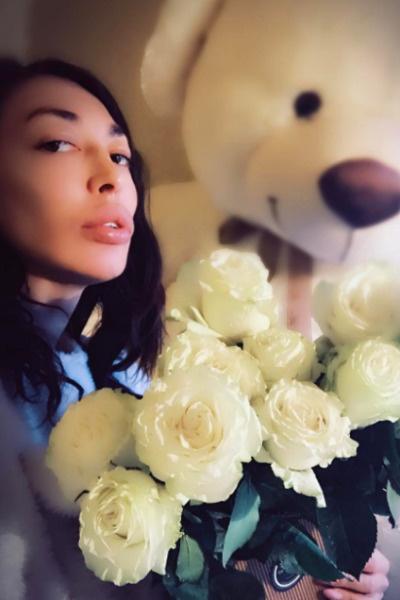 Сейчас Оксана счастлива с любимым человеком