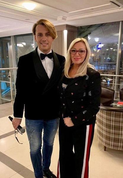 Максим Галкин и Наталья Гулькина