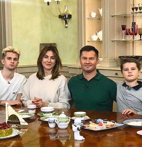 Семья Немовых