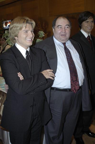 Борис Шпигель и Николай Басков