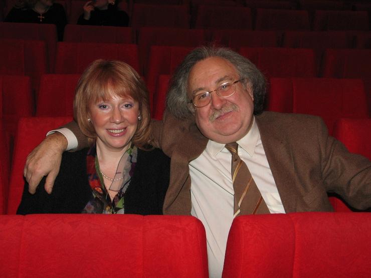 С мужем Кира Прошутинская прожила 28 лет