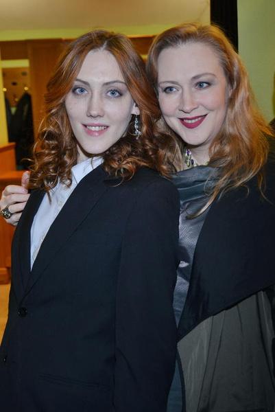 Полина стала актрисой, как и ее мама