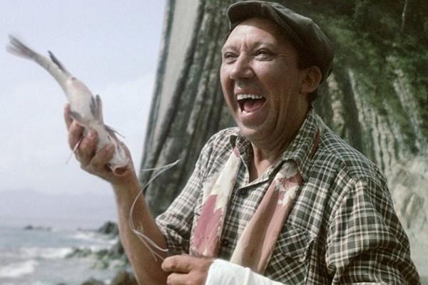Юрий Никулин известен комедийными ролями
