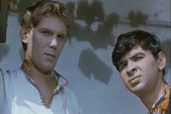 Илья Клявер сыграл жителя Карпат в одной из первых работ в кино