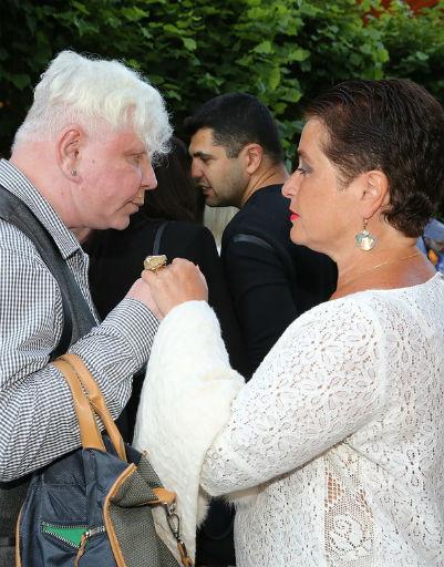 Борис Моисеев и Ирина Млодик