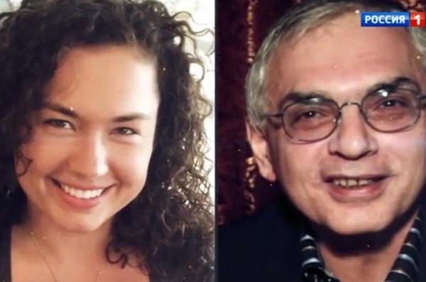 Дочь Анна похожа на знаменитого отца