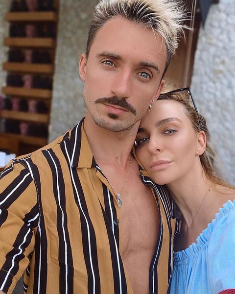 С Константином Мякиньковым Екатерина рассталась без скандалов