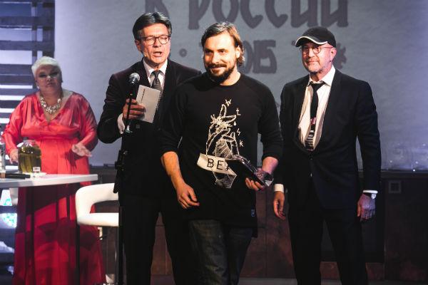 Новости: Евгений Цыганов: «Юлия Пересильд? Хорошая девушка. Снигирь - тоже» – фото №2
