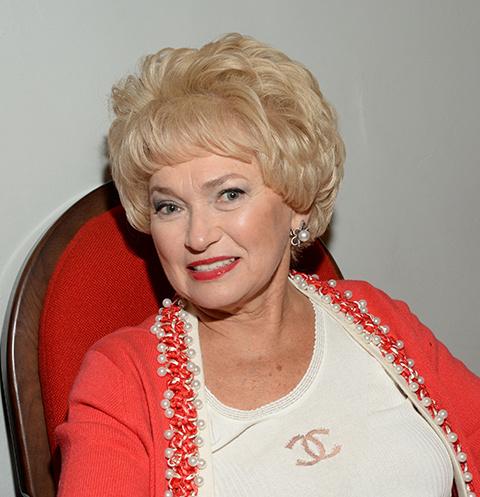 Людмила Нарусова попала в больницу
