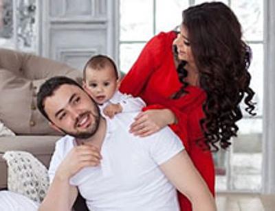 Алиана и Александр Гобозовы проводят отпуск вместе