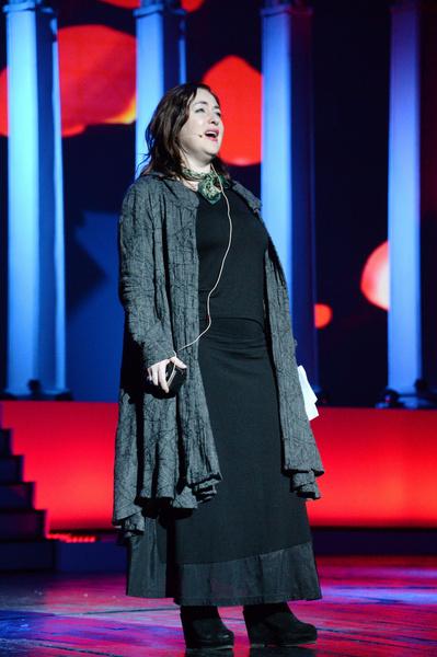 Тамара Михайловна всю жизнь посвятила сцене