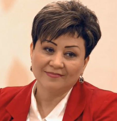 Азима Абдумаминова