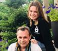 Дочь Владимира Левкина Виктория о борьбе с опухолью мозга: «Я попрощалась с друзьями»