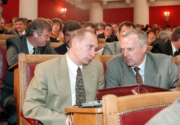 Собчак был уверен, что Владимир Путин изменит Россию
