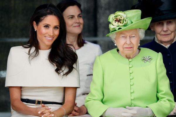 Ранее инсайдеры сообщали, что королева Елизавета II недовольна поведением Меган