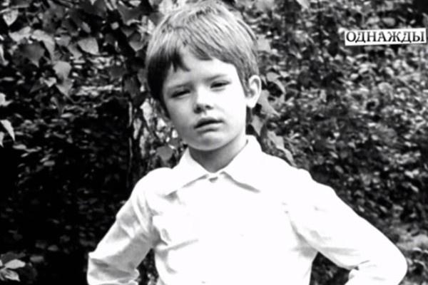 У Андрея Данилко было тяжелое детство