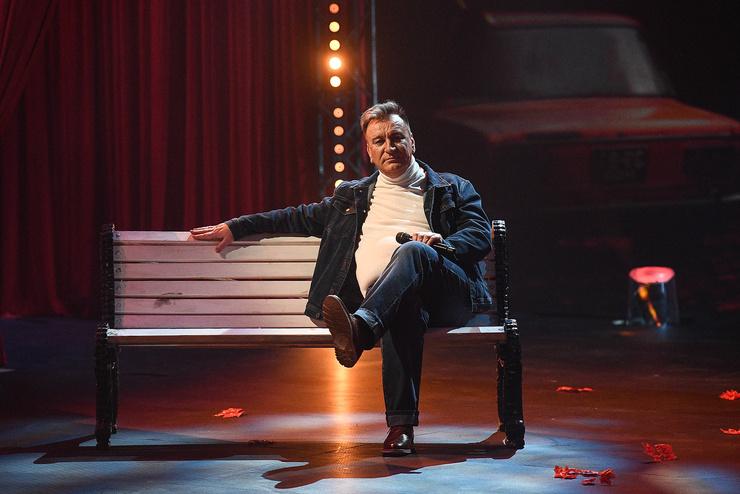 Одним из участников шоу также стал Сергей Пенкин
