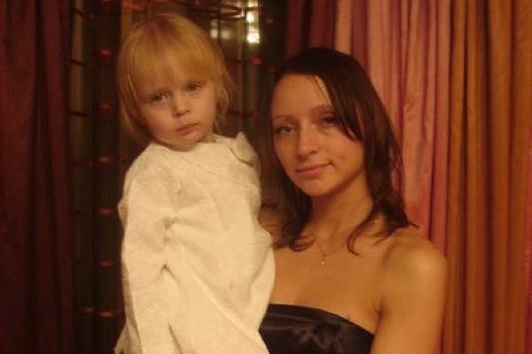У Ольги Чернявиной осталась маленькая дочь