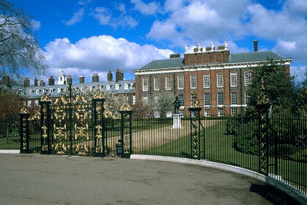 Уильям и Кейт уже много лет живут в Кенсингтонском дворце