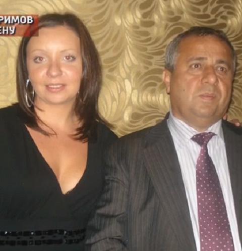 Мария Сячина и Зияфат Керимов