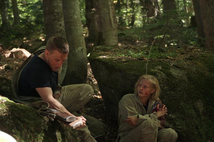 Саша Бортич в сериале играет саму себя